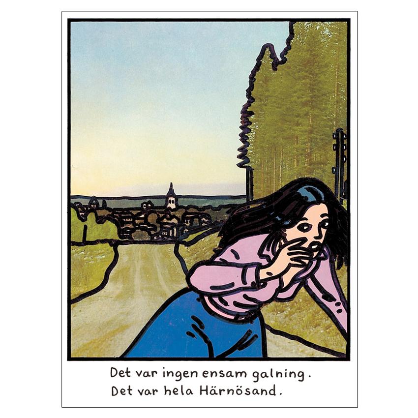 Magnet Jan Stenmark 'Härnösand'