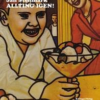 Book Allting igen, Jan Stenmark