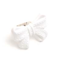 Ring Bow (white)