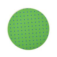 Lasinalunen Pilkku pyöreä (vihreä)