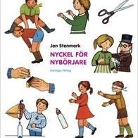 Book Nyckel för nybörjare, Jan Stenmark