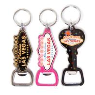 Nyckelring Las Vegas flasköppnare