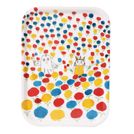 Tray 20x27 cm Spook Laban and Labolina