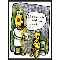 Magnet Sara Granér 'Bara lite aids'