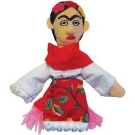Magnet Frida Kahlo fingerdocka