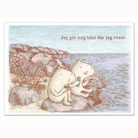 """Affisch Sara Elgeholm """"Bäst där jag växer"""" A3"""