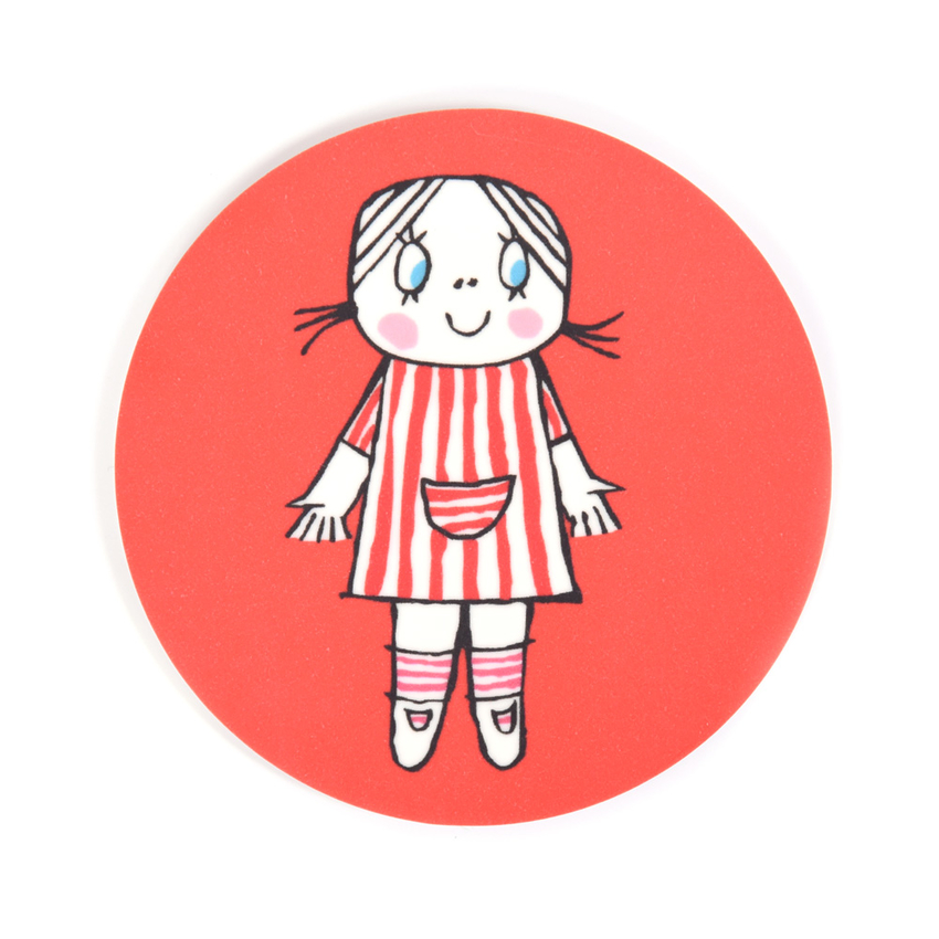 Coaster Lilla Anna (red)
