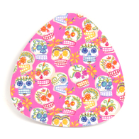 Pannunalunen Sugar skulls (pinkki)
