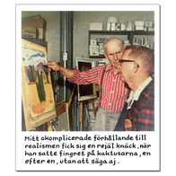 Magnet Jan Stenmark 'Realismen'