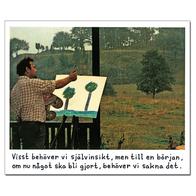 Magneetti Jan Stenmark 'Självinsikt'