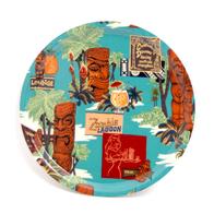 Pyöreä Tarjotin 31 cm Tiki Lounge 2