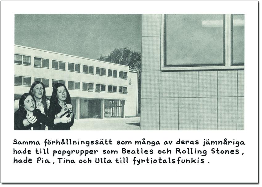 """Postcard Jan Stenmark """"Funkis"""""""