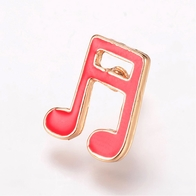 Pin Musical Note