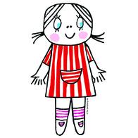 Magnet Lilla Anna
