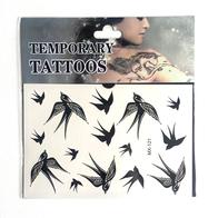 Tatueringar svalor