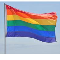 Flagga Pride 90x150 cm
