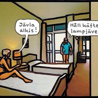 Magneetti Jan Stenmark 'Alkis'