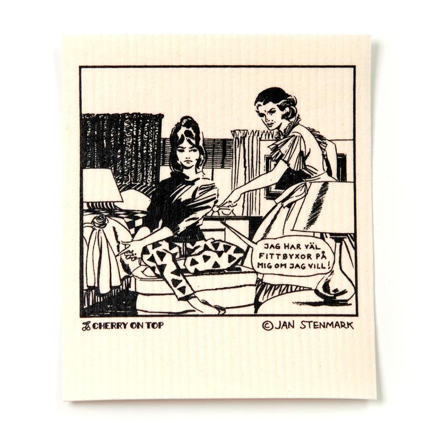Dishcloth Jan Stenmark 3 for 100 kr
