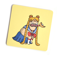 Coaster Lilla Berlin Pug-sailor